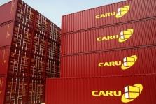 Perfektní řešení pro skladování a přepravu - kontejnery