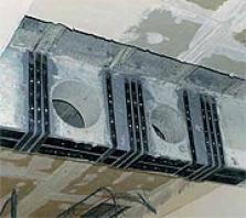 Zesilování konstrukcí - uhlíkové lamely