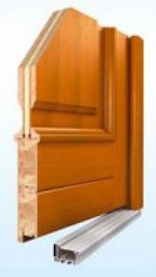 Dveře RD Klasik - vchodové