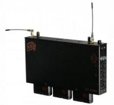 RK-3 -  rack pre 3ks prijímačov DX 2040