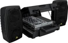 Reprosústavy  EPA 150 -  malý prenosný ozvučovací systém 2 x 75W