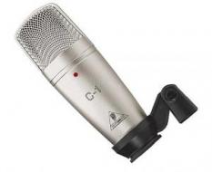 C-1 -  štúdiový kondenzátorový mikrofón