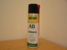 Spreje a aerosoly AE