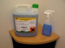 DD 470 Bio čistič veřejných ploch