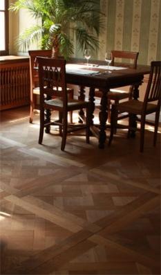 Podlaha Casette Line