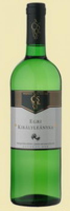 Víno - Királyleányka, červené, vinárstvo Ostoros – Novaj ZRT (Eger)