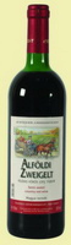 Víno - Zweigelt, vinárstvo Csővári (Tabdi)