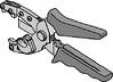Podlahové vykurovanie, rezacie nástroje - rezač rúrok do 20 mm