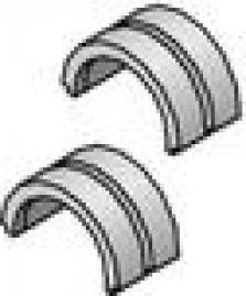 Podlahové vykurovanie, lisovacie nástroje - lisovacie čeluste MLC pre ručnú lisovačku