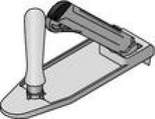Podlahové vykurovanie, špeciálne nástroje  - nástroj na rezanie EPS dosiek