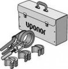 Pripojenie radiátorov, voda - náradie - súprava náradia 63-110