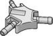 Pripojenie radiátorov, voda - náradie - 3-rozmerový fazetovací nástroj