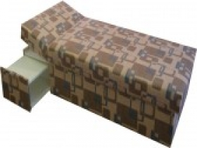 ... válenda, postel s úložným prostorem lamelová ŠIMON s šuplíke