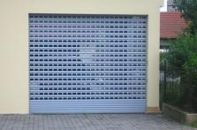 Garážová vrata - roletová