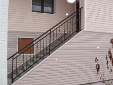 Zábradlí, schodiště