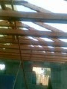 Výroba a montáž drevených prístreškov a altánov