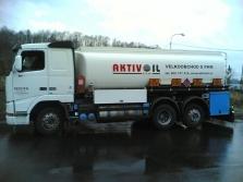Dodávky pohonných hmot a topných olejů a přeprava pohonných hmot
