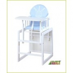 Jídelní židlička Anežka III Princ