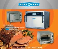 Horkovzdušné mikrovlnné pece TurboChef
