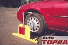 Bezpečnostní botičky na auto