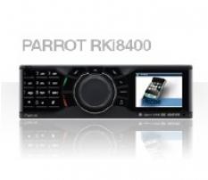 Autorádio s hansfree Parrot RKi 8400