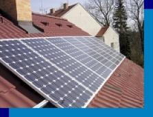 Fotovoltaické panely - zapojení, dokumentace