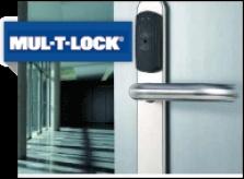 Bezpečnostní zámky a vložky Mul-T-Lock