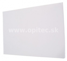 Hodvábny papier, 50 x 70 cm, biely, 5 ks