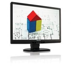"Monitor 22"" LED Philips 221S3LCB - Full HD, DVI, W-LED,blk"