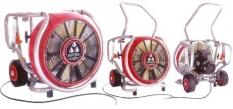 Přetlakové ventilátory a odsavače kouře