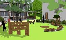 3D vizualizácie záhrad
