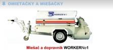 Miešač a dopravník WORKERNo1