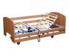 Elektrické drevené ošetrovateľské lôžka