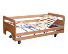 Mechanické drevené ošetrovateľské lôžka