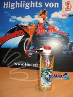 Autokozmetika - Aktívny olejový spray MoS 2-oil