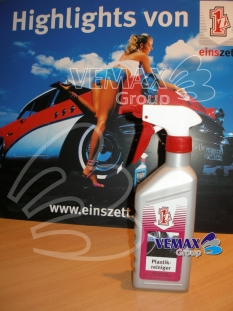 Autokozmetika - Intenzívne čistidlo na plasty