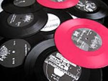 Lisování vinylových desek