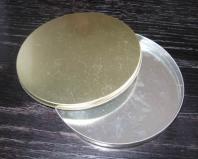 Plechový obal na CD