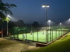 Osvetlenie a oplotenie športovísk