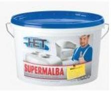 Interiérové farby Supermalba tekutá