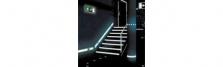 Fotoluminiscenčné orientačné značenie EverGlow