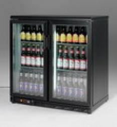 Presklenné skrine - ERMS-250 Barová chladiaca skriňa