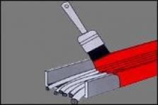 Ochranný povlak na kabely
