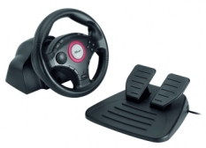 volant TRUST GXT-27 Force Vibration Steering Wheel