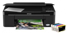 Epson Stylus SX125, 4 ink, 26ppm USB