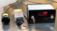 Pulzní lasery