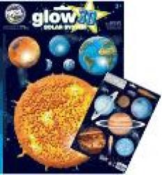 Glow 3D sluneční soustava