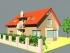 Typové rodinné domy Merkur 1
