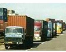Kamionová přeprava