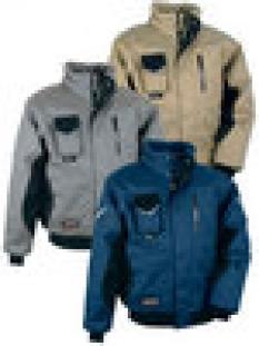 Pracovní bundy - pracovní oděvy
